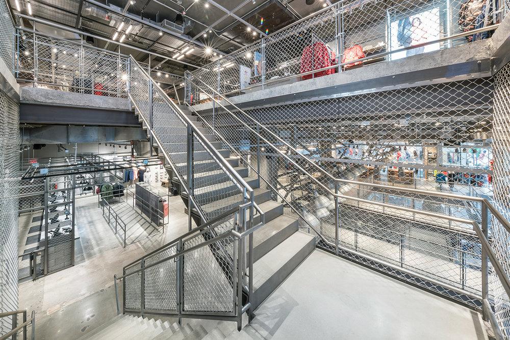 Flagship Store da Adidas
