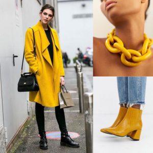 Pantone 2021 cinza amarelo