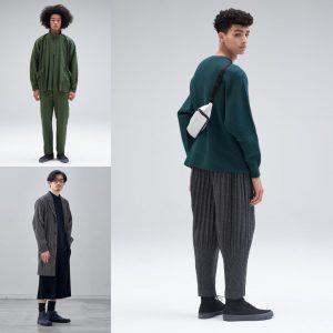 Issey Miyake Semana Moda Masculina 2021