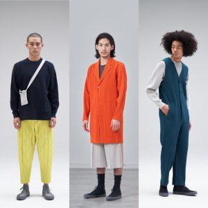Issey Miyake Homme Plisse Semana Moda Masculina 2021
