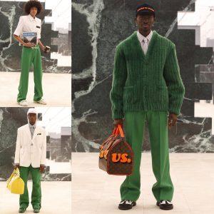 Virgil Abloh LV Paris Fashion Week