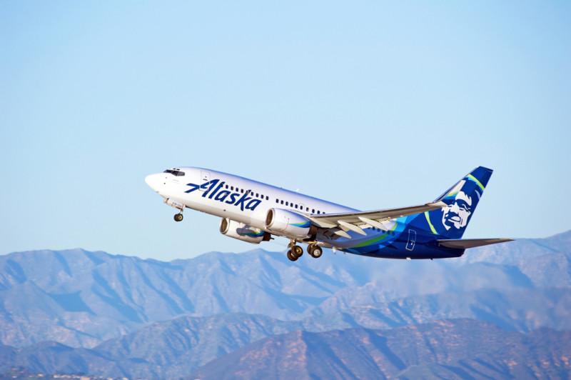 companhia aérea alaska airlines sorteia passagens aéreas para casais