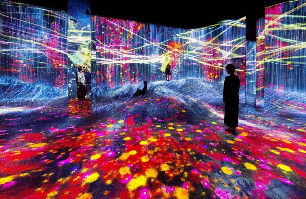 superblue: novo centro de arte em miami com teamlab e outros artistas