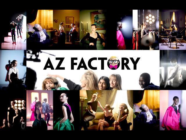 az factory marca de alber elbaz lançada no fim de 2019