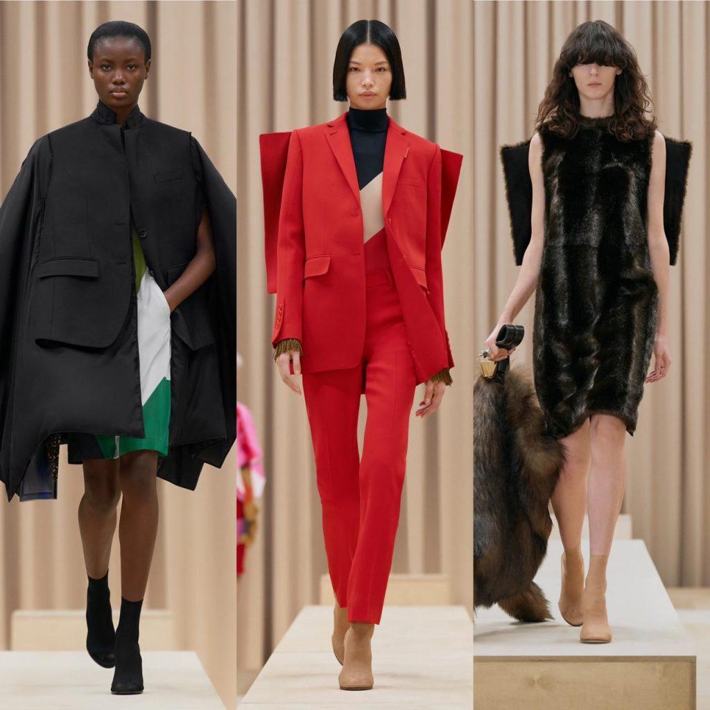 nova coleção feminina burberry 2021