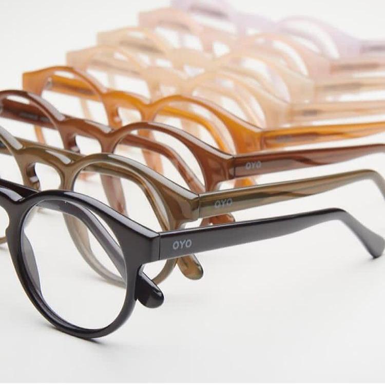 marca de óculos Oyo Forus cria nova coleção com peças em diferentes tons de nude