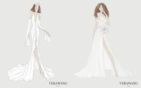 vera wang e pronovias se unem em colab para coleção cápsula de vestidos de noiva
