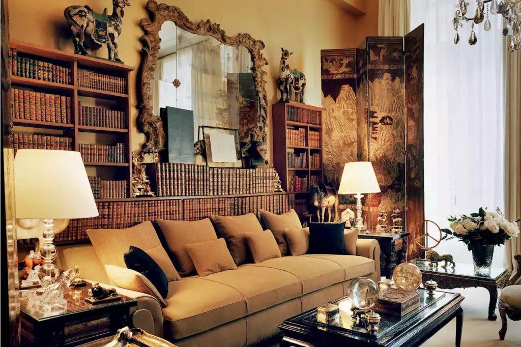 apartamento de gabrielle chanel em paris é restaurado
