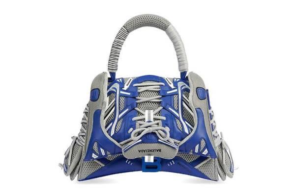 """nova bolsa da balenciaga, chamada """"sneakerhead"""""""