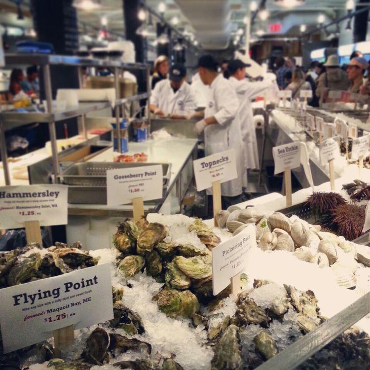 lobster place, melhores restaurantes em ny
