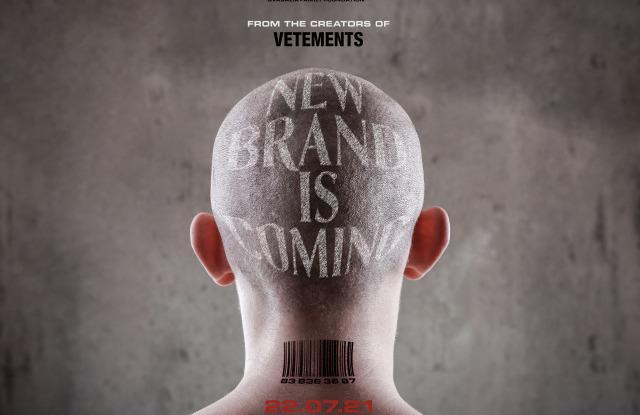 vetements anuncia nova marca vindo aí