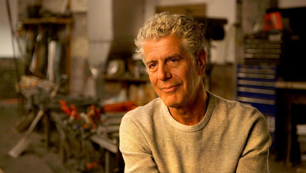 anthony bourdain ganha documentario sobre sua carreira