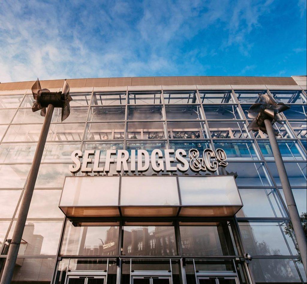 selfridges está sendo colocada à venda