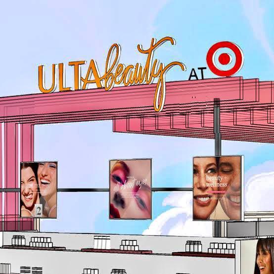 Nova colab entre Ulta Beauty e Target, vem ver!