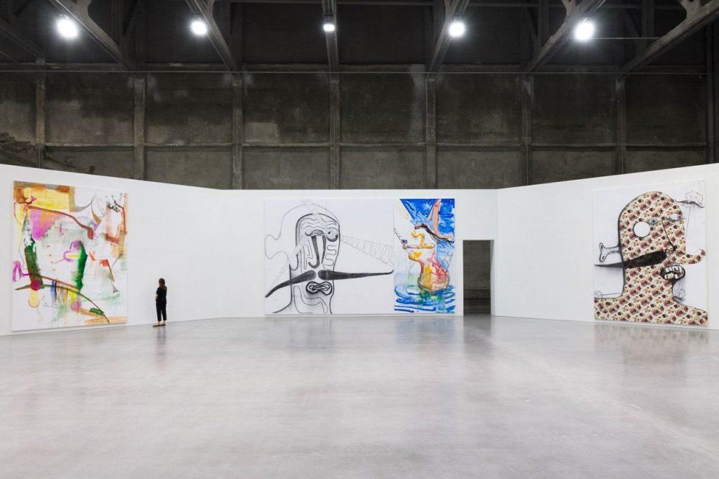 Albert Oehlen ganha exibição exclusiva em Los Angeles!